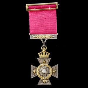 London Medal Company - New Zealand Cross, and old period 'of...