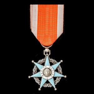 London Medal Company - France: Order of Social Merit, Knight...