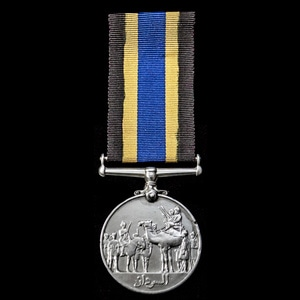 London Medal Company - A Sudan Defence Force General Service...