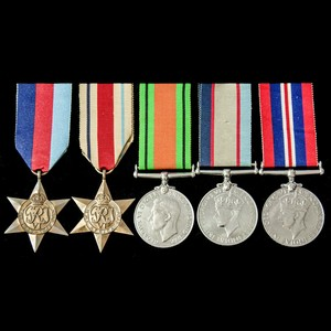 London Medal Company - A Second World War Australian Middle ...