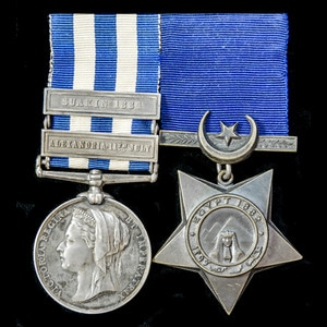 London Medal Company - A fine and relatively scarce Egyptian...