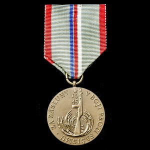 London Medal Company - Czechoslovakia: Commemorative Medal f...