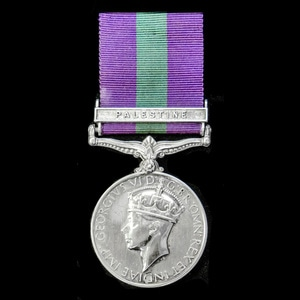 London Medal Company - A General Service Medal 1918-1962, 1 ...