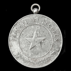 London Medal Company - Belgium Congo 'Chefferie Indigene' Na...