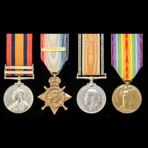 London Medal Company - An interesting South Africa Boer War ...