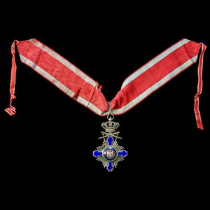 London Medal Company - Romania: Order of the Star of Romania...