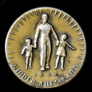 London Medal Company - Germany – Third Reich: Kinderlandvers...