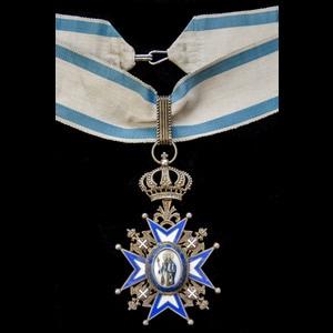 London Medal Company - Serbia: Order of Saint Sava, 3rd Clas...
