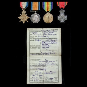 London Medal Company - A fine Great War Belgium Military Dec...