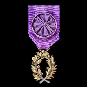 London Medal Company - France: Order of the Academic Palms 1...