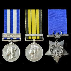 London Medal Company - The very fine Eastern Sudan Suakin 18...