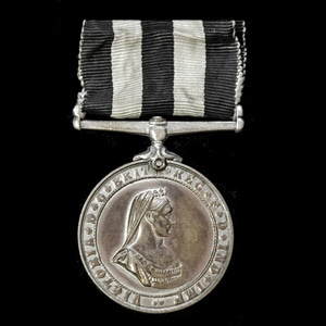 London Medal Company - A Service Medal of the Order of Saint...