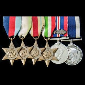London Medal Company - A fine Second World War Probable Evac...