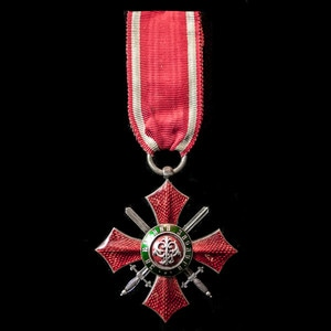 London Medal Company - Bulgaria - Kingdom of: Order of Milit...