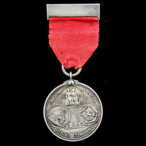 London Medal Company - An extremely rare London and India Do...
