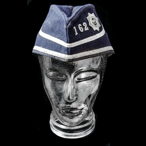 London Medal Company - Boys Brigade side cap, circa 1910, fo...
