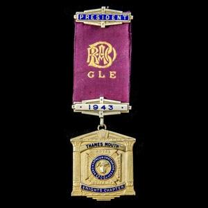 London Medal Company - A Royal Antediluvian Order of Buffalo...