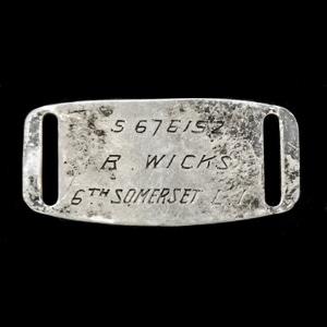 London Medal Company - A Second World War period Identity Di...