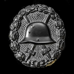 London Medal Company - Germany - Imperial: Wound Badge 1914,...
