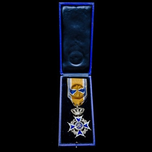 London Medal Company - Netherlands: Order of Orange-Nassau, ...