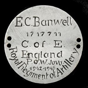 London Medal Company - A Second World War Prisoner of War of...