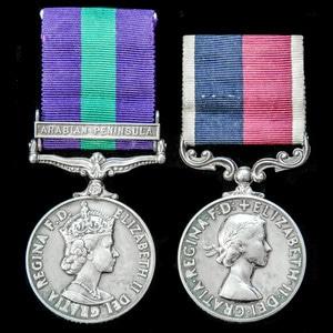 London Medal Company - A very rare Southern Rhodesian Air Fo...