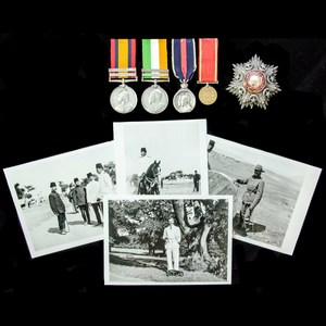 London Medal Company - The very rare South Africa Boer War B...