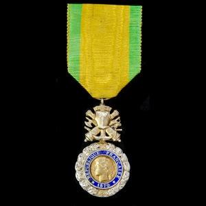London Medal Company - France: Military Medal (Médaille Mili...