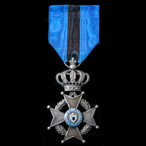 London Medal Company - Belgium: Order of Leopold II, 1st typ...