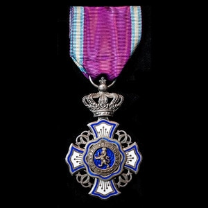 London Medal Company - Belgian Congo: Royal Order of the Lio...