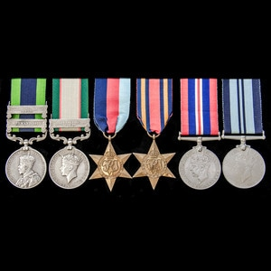 London Medal Company - The very fine India Mohmand 1933, Nor...
