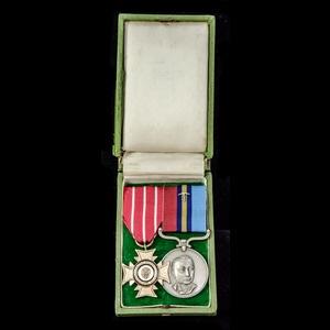 London Medal Company - The very rare Rhodesian Bush Wars Bro...