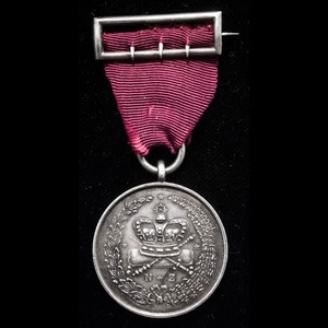 London Medal Company - A New Zealand Police Long Service and...