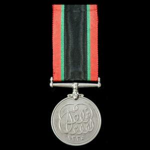 London Medal Company - Khedive's Sudan Medal 1910-1922, Silv...