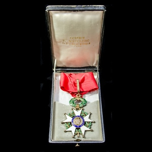 London Medal Company - France – 4th Republic: Order of the L...
