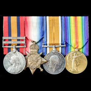 London Medal Company - A fine South Africa Boer War and Grea...