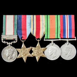London Medal Company - A fine India Waziristan North West Fr...