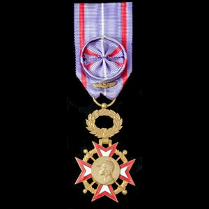 London Medal Company - France: Order of Cultural and Artisti...