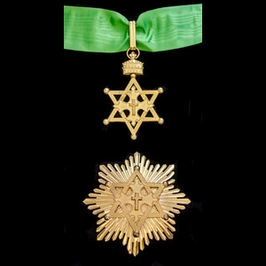 London Medal Company - Ethiopia, Imperial Order of Soloman's...
