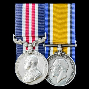 London Medal Company - The superb Great War Western Front Ba...