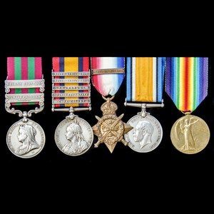 London Medal Company - The fascinating India Pujab Frontier ...