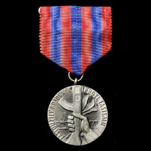 London Medal Company - Czechoslovakia: Anti-Fascist Medal.