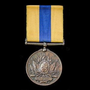 London Medal Company - A Khedive's Sudan Medal in Bronze, no...