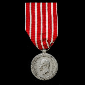 London Medal Company - France: Medal for the Italian Campaig...
