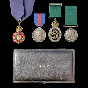 London Medal Company - The very fine Companion of The Most E...