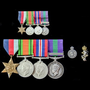 London Medal Company - A Second World War and Malayan Emerge...