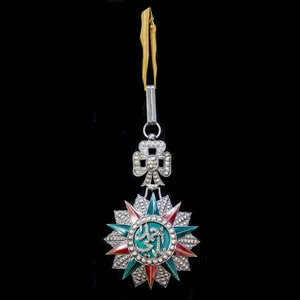 London Medal Company - Tunisia: Order of Nichan Iftikhar, Co...