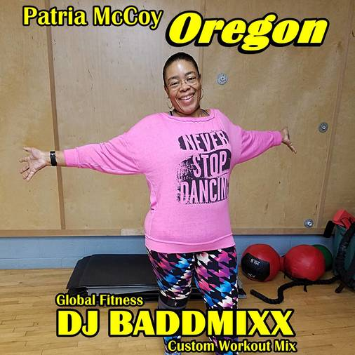 Patria's 7Mins Of Faith WarmU. DJ Baddmixx