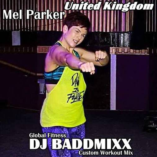 DJ Baddmixx Mel Goes Crazy 9Min WarmUp 13.