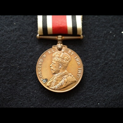 Charlies Medals Geo V Special Constabulary Lo.